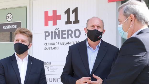 Perotti y Fernández anunciaron obras para reforzar el sistema de salud santafesino