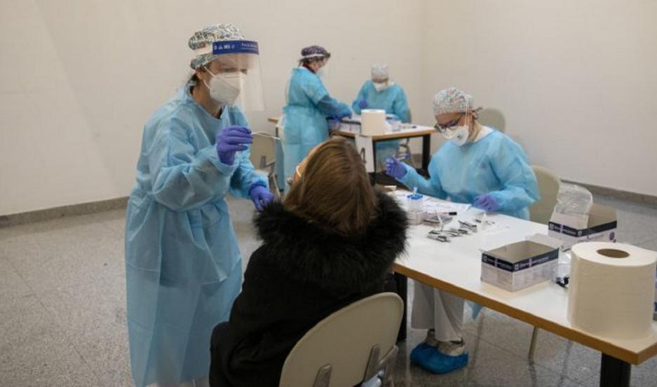 En alza: Santiago del Estero tuvo 322 casos de coronavirus este viernes