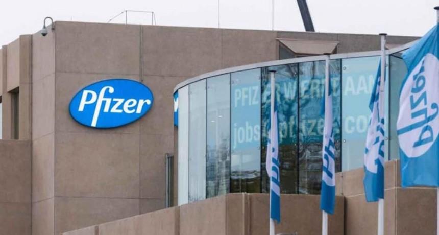 Píldora de Pfizer contra el coronavirus podría estar lista a fines de este año