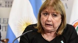 Argentina apoya las expresiones del Papa sobre Venezuela