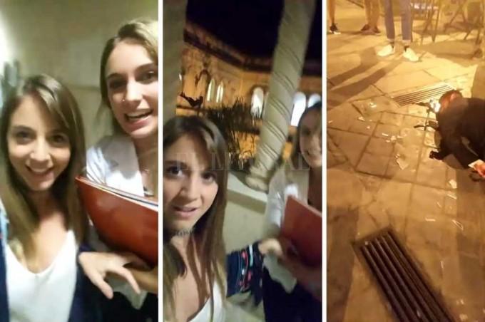 Un video filmado en la UNL generó pánico entre estudiantes santafesinos