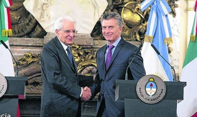 Argentina e Italia buscan incrementar los negocios