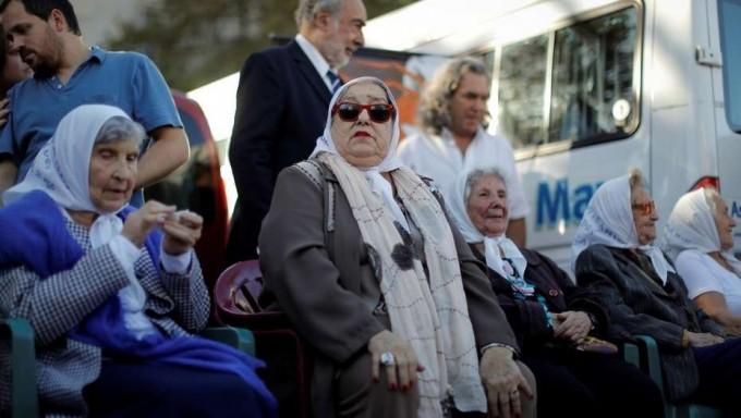 Hebe de Bonafini criticó a las otras madres y a las abuelas de Plaza de Mayo que marcharon: