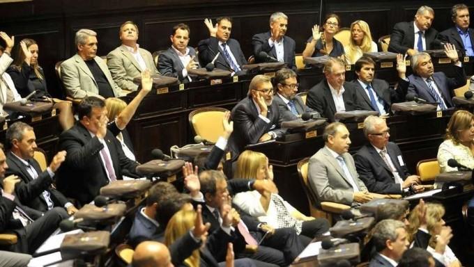 En la Legislatura bonaerense se