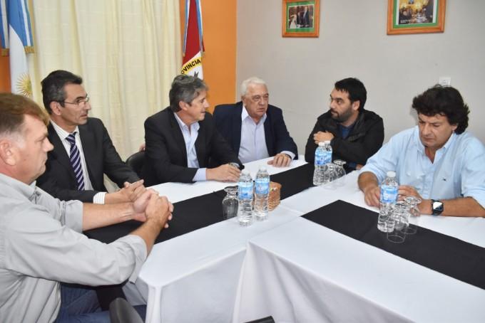 Plan del Norte: obras de estabilizado en Toba y Colmena