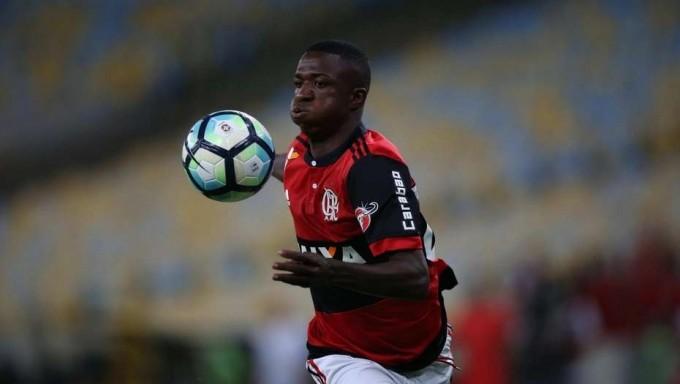 Brasil: debutó en Flamengo el pibe de 16 años que vale 45 millones de euros