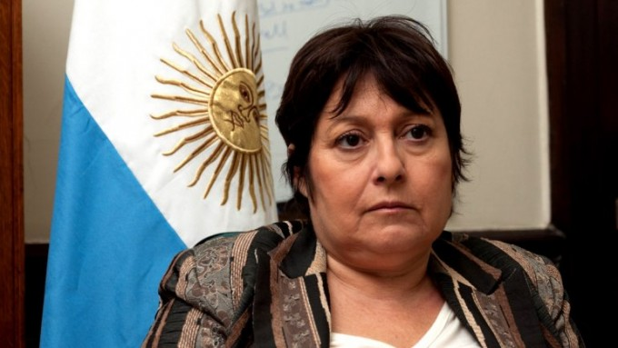 Greciela Ocaña: