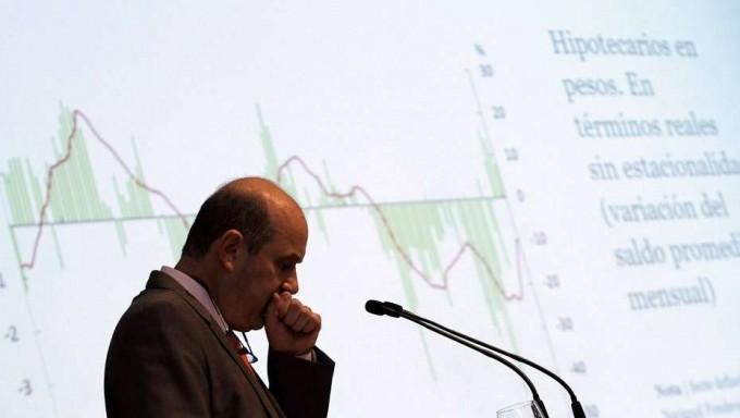 Nuevo apretón monetario: el Banco Central subió fuerte las tasas de las Lebac y las llevó a 25,50%