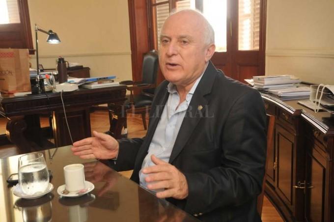 Lifschitz opinó que la provincia debería administrar los ATN