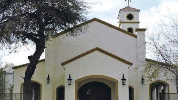 La capilla del Señor de Mailín de Añatuya pasará a ser parroquia