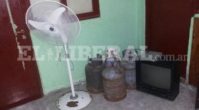 Recuperan bienes robados en Colonia Dora