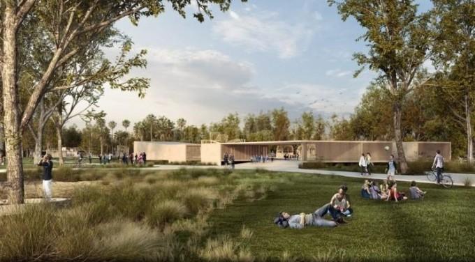Quieren transformar la Granja La Esmeralda en un conector ecológico