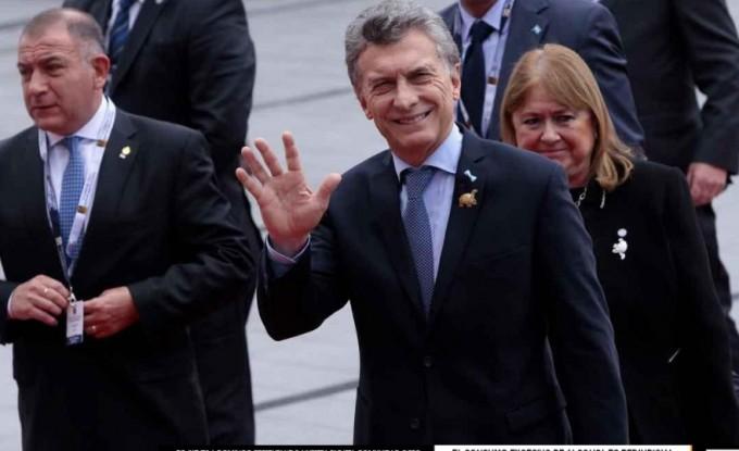 Macri apuró a sindicalistas, empresarios y jueces:
