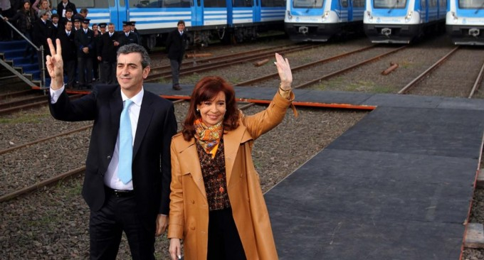 Cristina Kirchner llamó al tren de la unidad, pero el randazzismo pide PASO