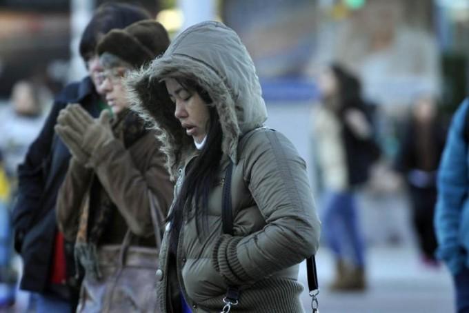 Comienza una semana fría en Santa Fe