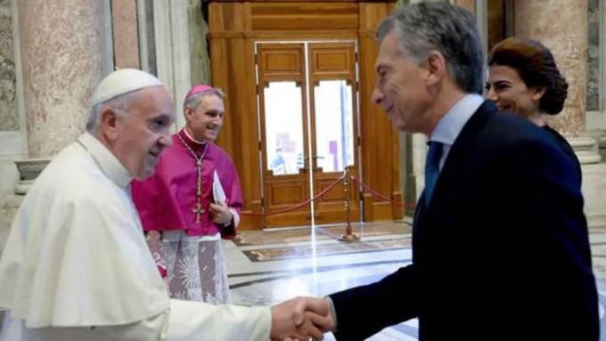Mauricio Macri le respondió una carta al papa Francisco