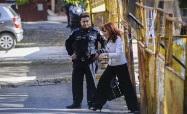 El fiscal Carlos Rívolo desestimó la versión de que Cristina Kirchner pueda pedir asilo en Ecuador