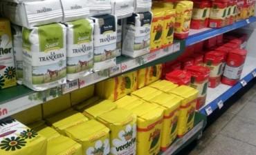 Subió la yerba mate 4% en Precios Cuidados y más de 10% en marcas por fuera del programa