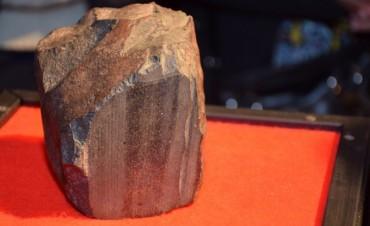 Casilda recuperó un meteorito de más de 2.500 millones años