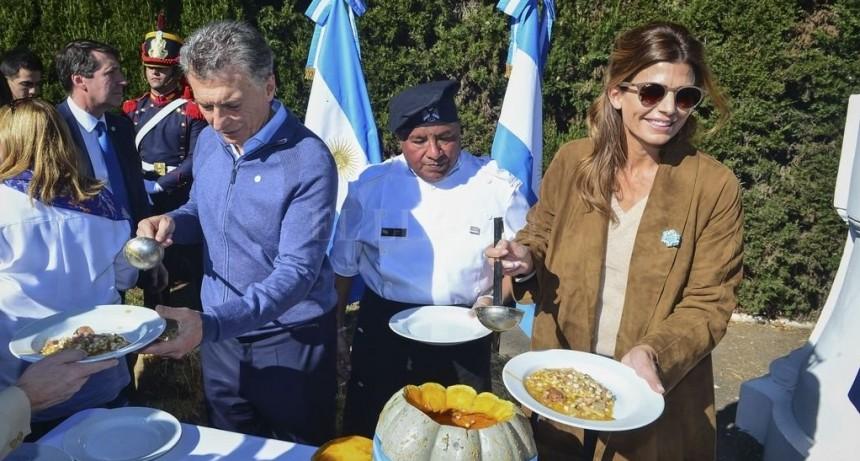 Macri instó a los argentinos a