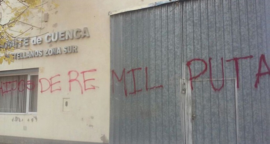 Tambero detenido en Rafaela