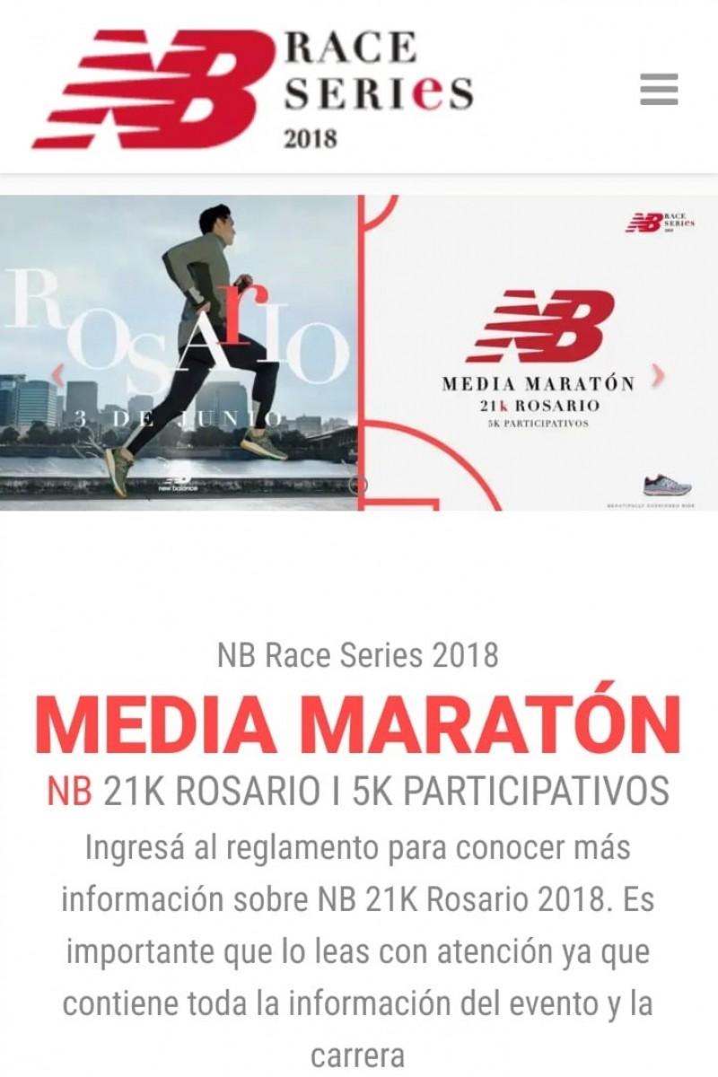 MEDIA MARATÓN ROSARIO.