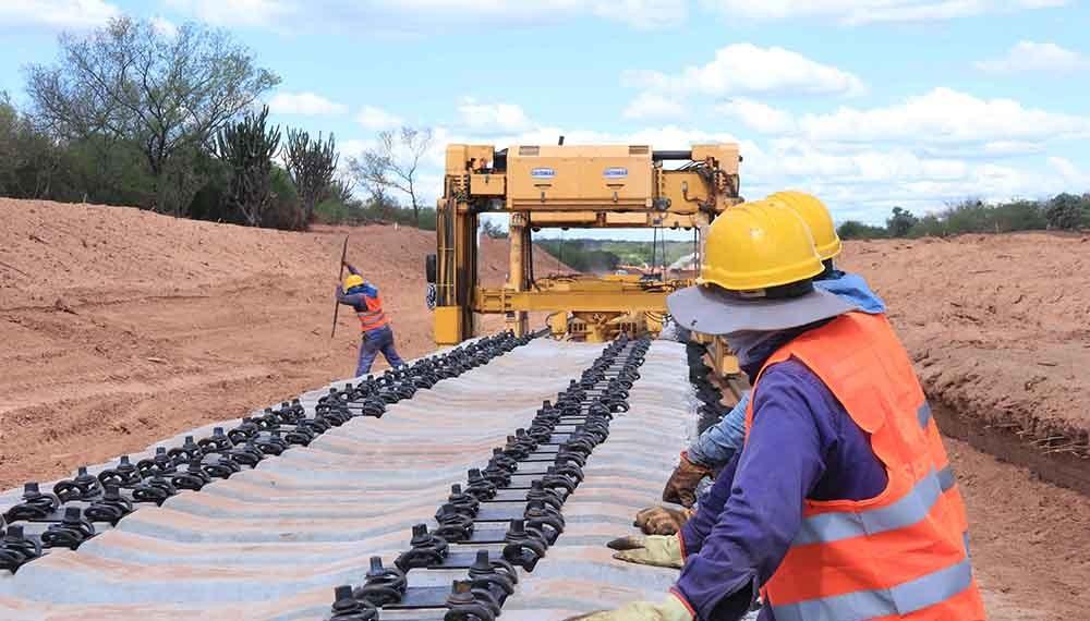Comenzaron las obras para recuperar un ramal histórico del Belgrano Cargas