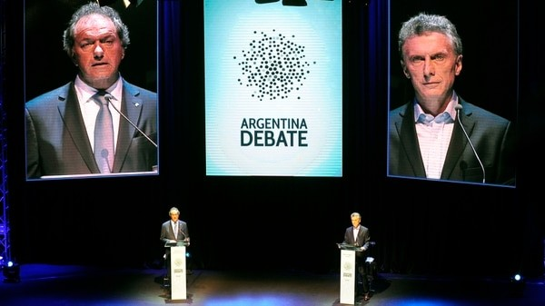 El primer debate presidencial será en Santa Fe: todos los detalles