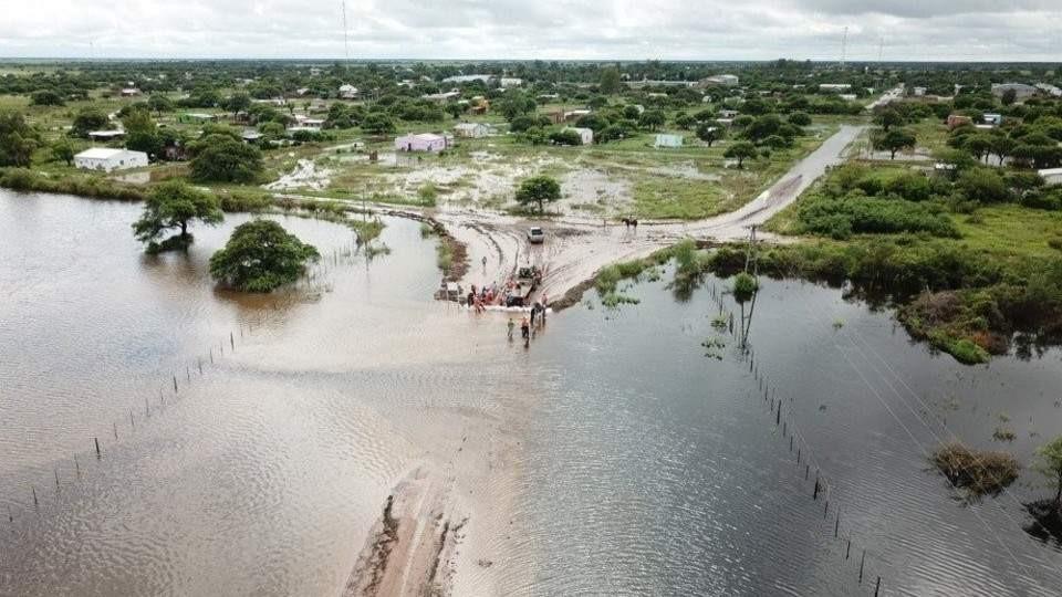 Santa Fe presentó un proyecto de canal con Santiago del Estero