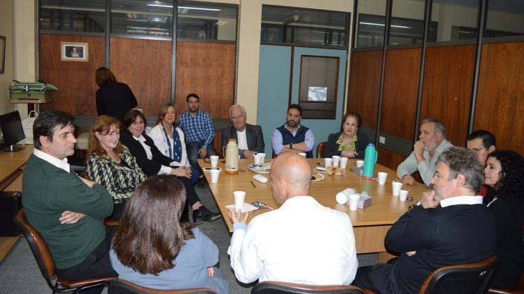 La provincia y el Hospital Garrahan acordaron acciones conjuntas