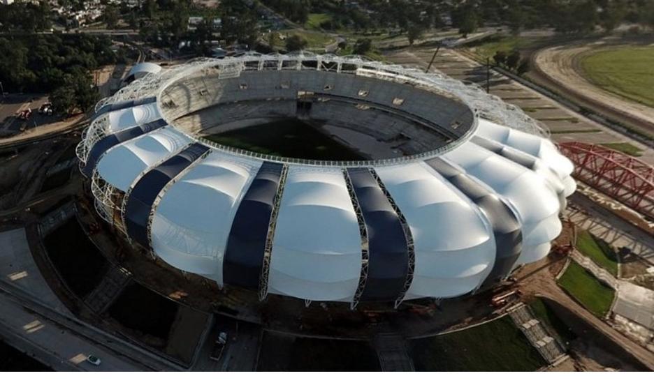 El Estadio Único de Santiago del Estero, podría ser sede de las finales de la Copa Sudamericana 2021,22 y 23