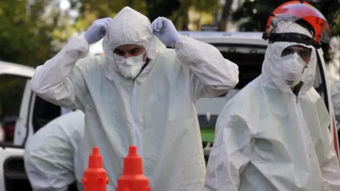 Argentina tuvo 24 muertes por coronavirus en un solo día