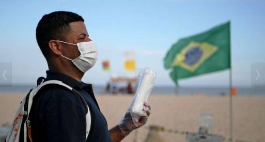 Brasil ya supera a China en cantidad de muertos por COVID-19