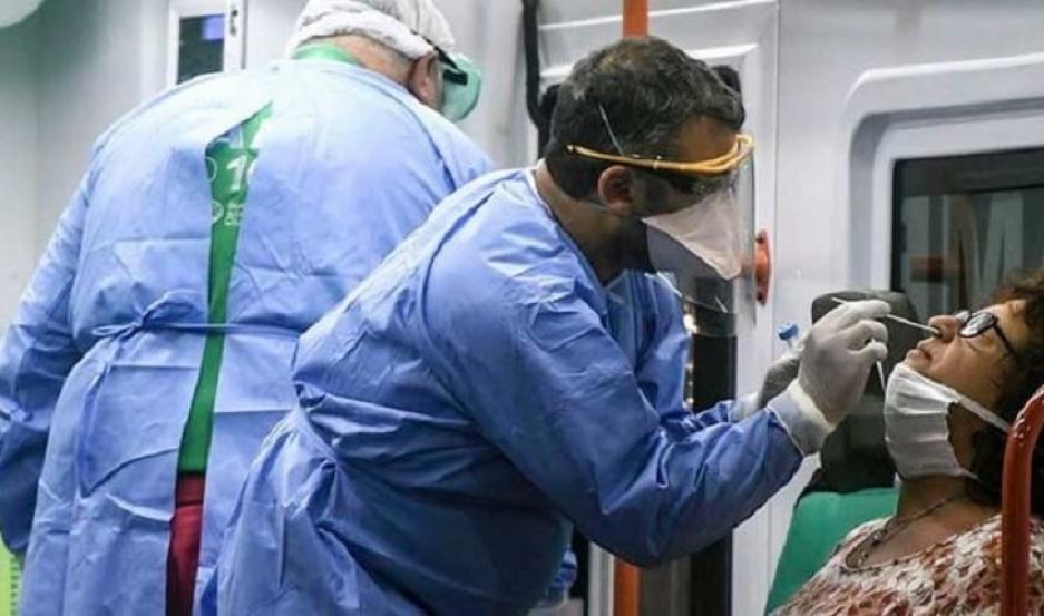 Covid en Santiago: 324 casos nuevos este miércoles 5 de mayo y dos muertes