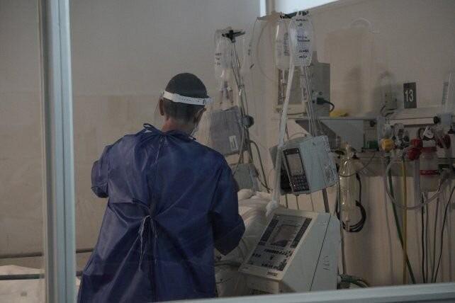 Rosario acumula 34 muertes por coronavirus en los primeros tres días de la semana