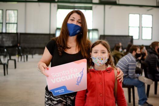 Llegaron 60.300 dosis de la vacuna Sinopharm a la provincia y se terminará la inoculación a los docentes