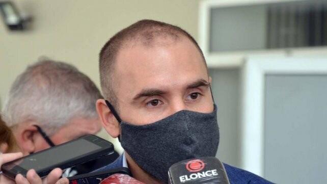 Guzmán: no cede la tensión en el oficialismo