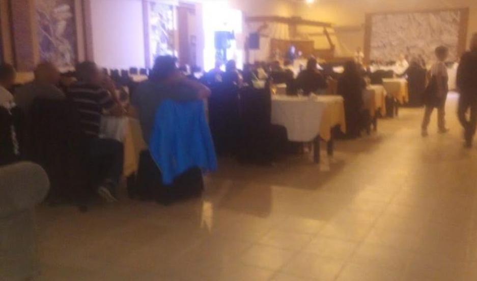 Clausuran un hotel de Las Termas por realizar una cena con show en vivo y más de 50 espectadores