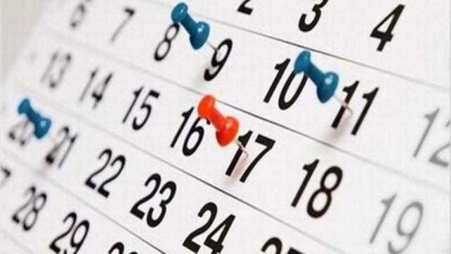 Feriado puente: ¿qué pasará con el lunes 24 de mayo?