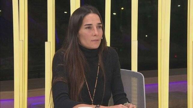 Juanita Viale contó que le dijo Alberto Fernández cuando lo invitó a