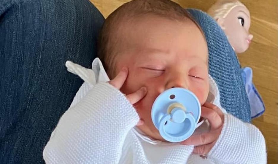 Nació el segundo nieto del gobernador Gerardo Zamora