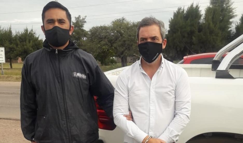Urgente: detienen a José Demicheli, empresario imputado en causa por