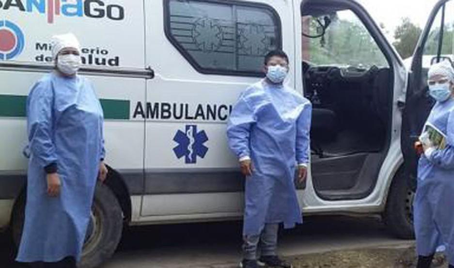 Cinco santiagueños perdieron la vida a causa del coronavirus, en las últimas 24 horas