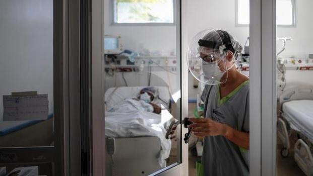 Veinte ciudades de la provincia informaron muertes por Covid durante el lunes