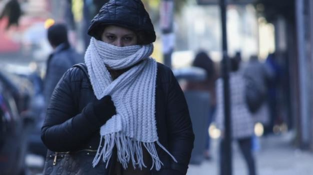 Anuncian la llegada de aire polar a la región: prevén fuertes heladas y temperaturas bajo cero