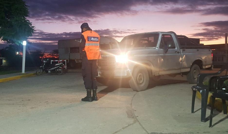 Ordenan el aislamiento de Pampa de los Guanacos, Rapelli y El 49