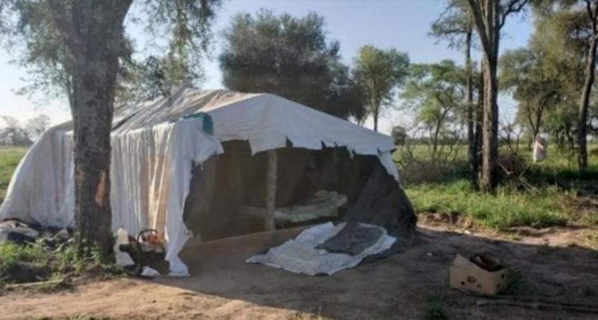 Renatre, Nación y Gobierno santiagueño detectan indicios de explotación laboral cerca de Quimilí
