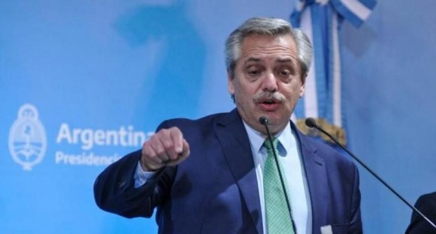 Alberto Fernández anunció un aumento en la Tarjeta Alimentar y amplió el beneficio del programa