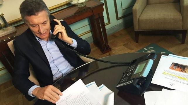 Macri llamó a emprendedores rosarinos y les prometió ayuda para su fábrica de zapatos