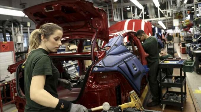 La producción automotriz creció 13,8% en mayo